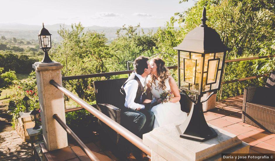 La boda de Azael y Sandra en Santa Marina (Siero), Asturias