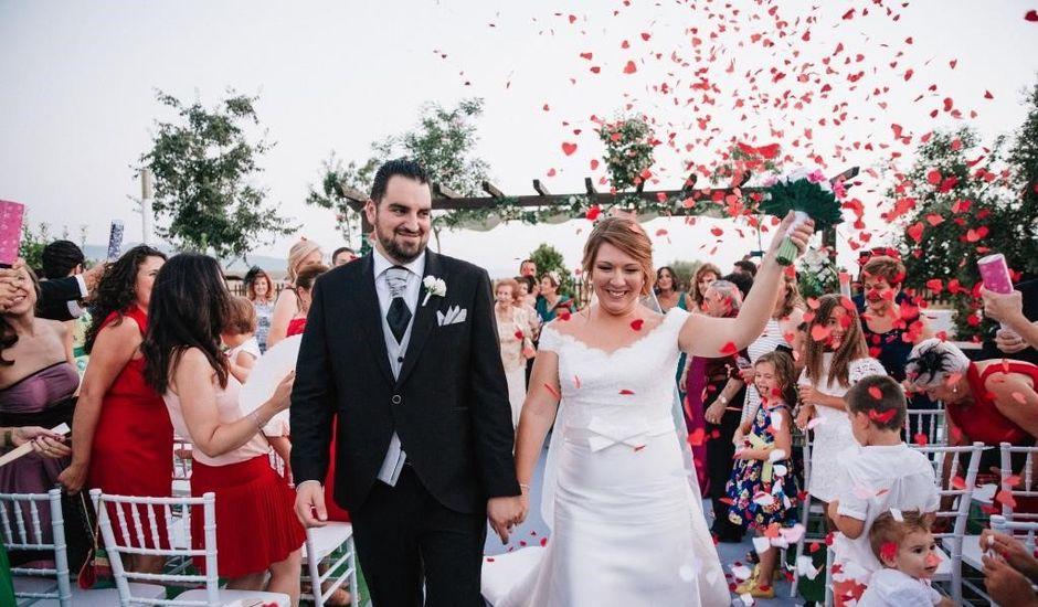 La boda de Antonio y Sonia en Granada, Granada
