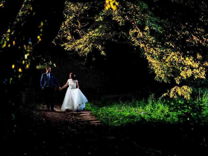 La boda de Andrea y Juan Antonio