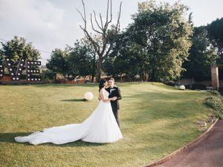 La boda de Isabel y Kenan