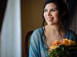 La boda de Andrea y Juan Antonio 1