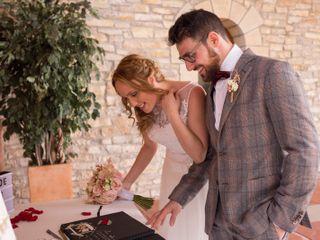La boda de Ester y Carlos 1