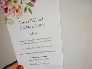 La boda de Lorena López  y Daniel Aranda 2