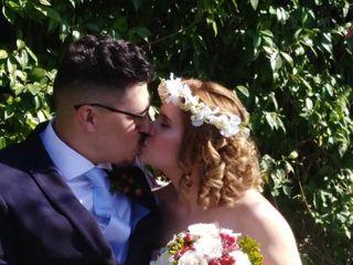 La boda de Lorena López  y Daniel Aranda
