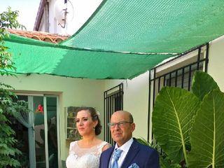 La boda de Isabel  y Daniel  2