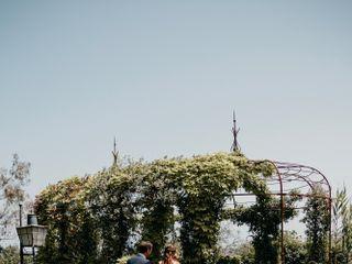 La boda de Laura y Charles 1