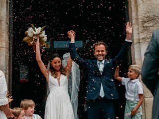 La boda de Laura y Charles