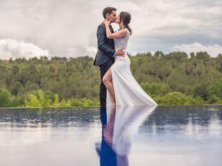 La boda de Olivia y Oscar