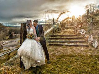 La boda de Magdalena y Israel
