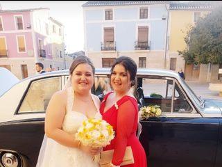 La boda de Victoria y Luis Miguel 1