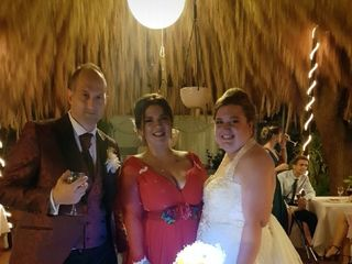 La boda de Victoria y Luis Miguel 3