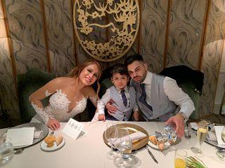 La boda de Arleey  y Juan 3