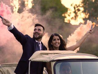 La boda de Javi y Laia