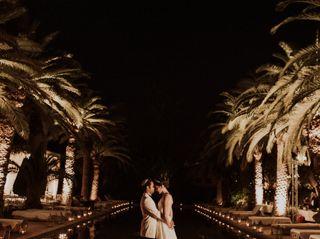 La boda de Levana y Yoan