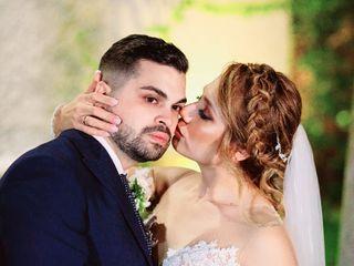 La boda de Arleey  y Juan