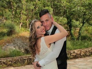 La boda de Salobrar Cruz Pacheco  y Daniel de la Llave Sánchez  2
