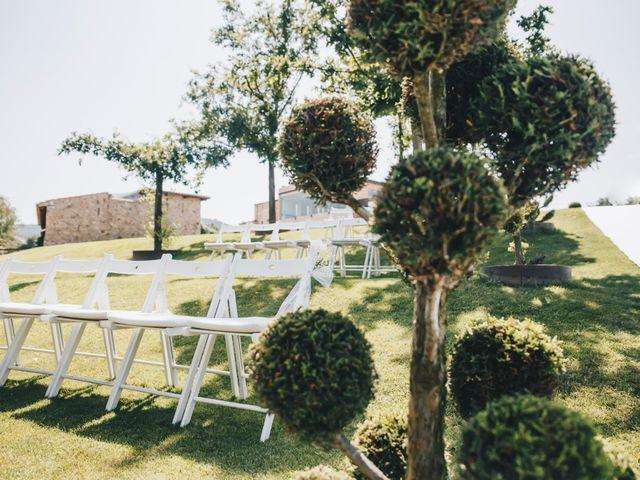 La boda de Kenan y Isabel en Sant Fost De Campsentelles, Barcelona 35