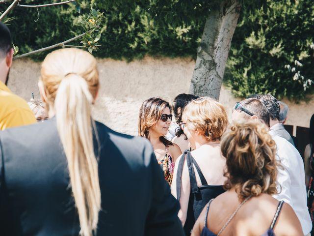 La boda de Kenan y Isabel en Sant Fost De Campsentelles, Barcelona 39