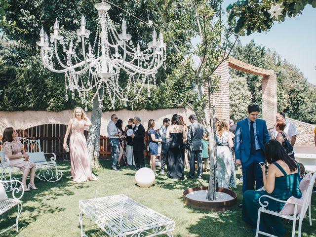 La boda de Kenan y Isabel en Sant Fost De Campsentelles, Barcelona 40
