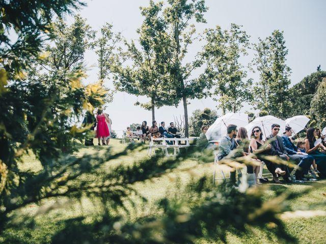 La boda de Kenan y Isabel en Sant Fost De Campsentelles, Barcelona 48