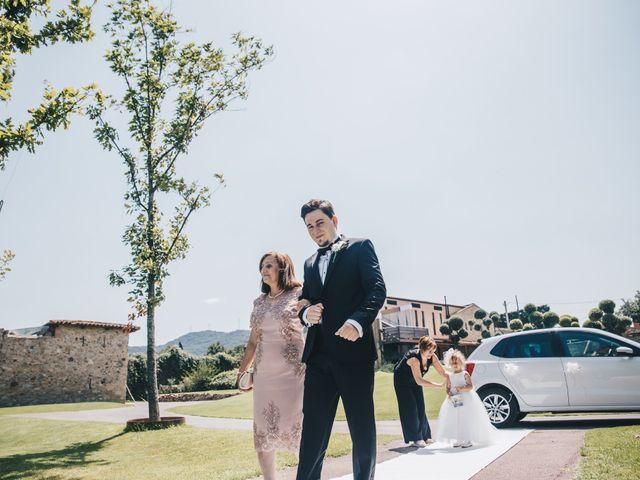La boda de Kenan y Isabel en Sant Fost De Campsentelles, Barcelona 49