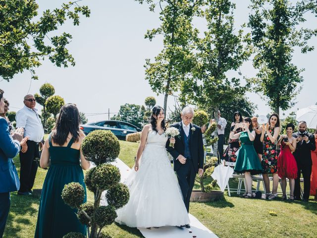 La boda de Kenan y Isabel en Sant Fost De Campsentelles, Barcelona 53