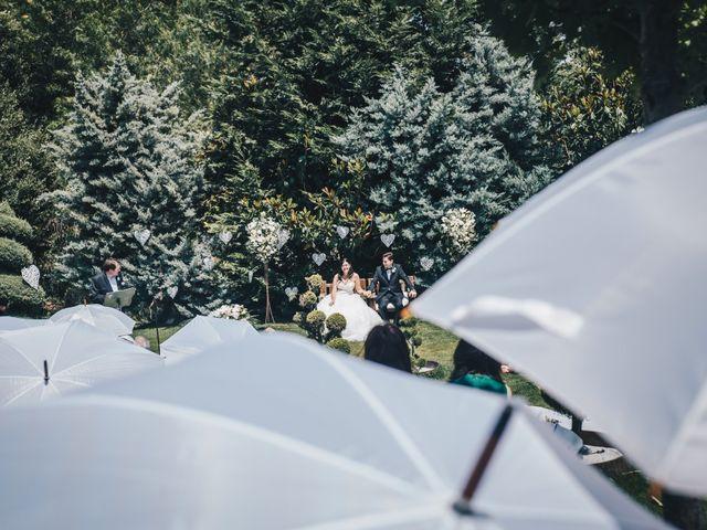 La boda de Kenan y Isabel en Sant Fost De Campsentelles, Barcelona 55