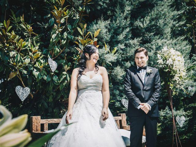La boda de Kenan y Isabel en Sant Fost De Campsentelles, Barcelona 57