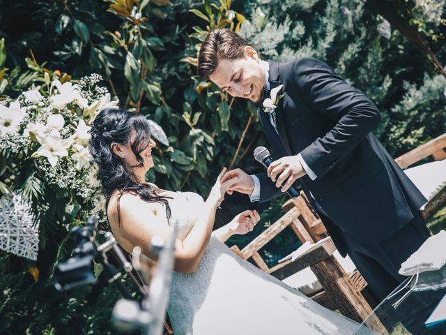 La boda de Kenan y Isabel en Sant Fost De Campsentelles, Barcelona 58