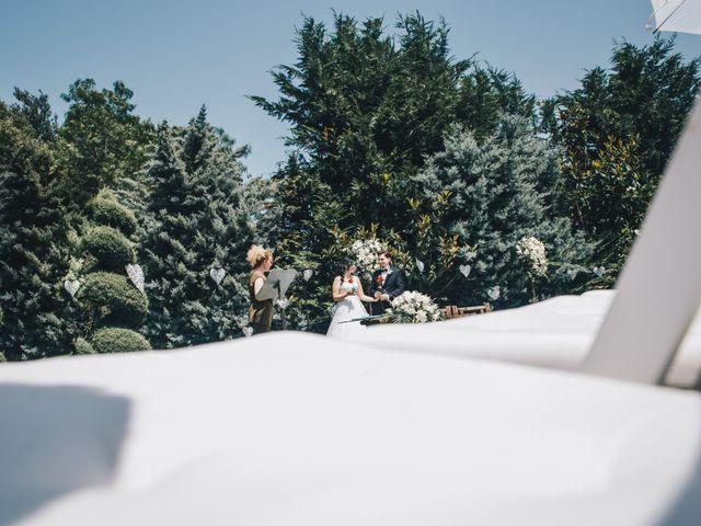 La boda de Kenan y Isabel en Sant Fost De Campsentelles, Barcelona 62