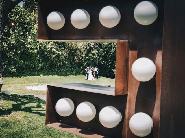 La boda de Kenan y Isabel en Sant Fost De Campsentelles, Barcelona 66