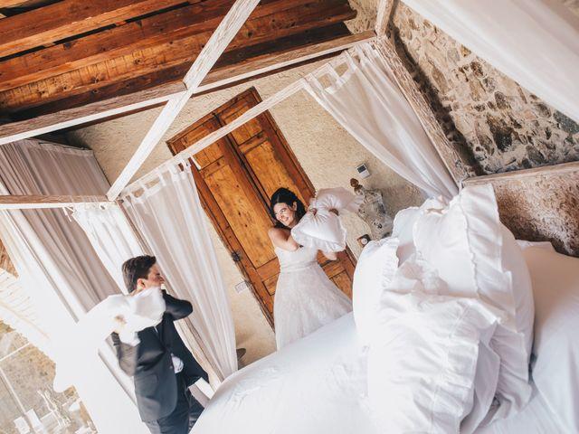 La boda de Kenan y Isabel en Sant Fost De Campsentelles, Barcelona 1