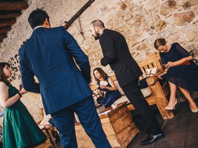 La boda de Kenan y Isabel en Sant Fost De Campsentelles, Barcelona 100