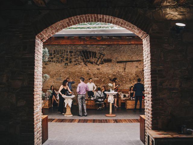 La boda de Kenan y Isabel en Sant Fost De Campsentelles, Barcelona 102