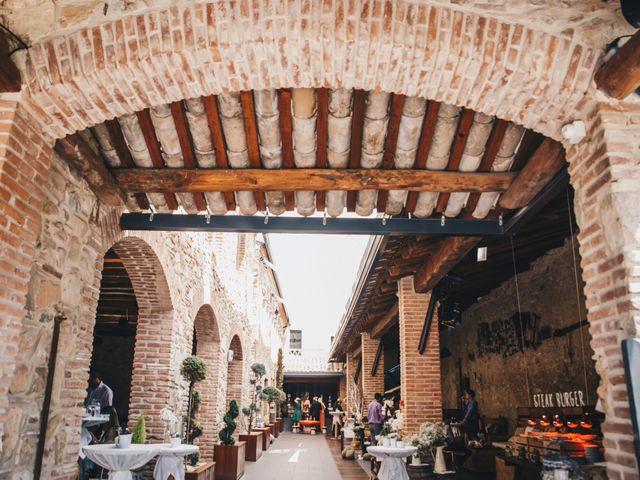 La boda de Kenan y Isabel en Sant Fost De Campsentelles, Barcelona 104