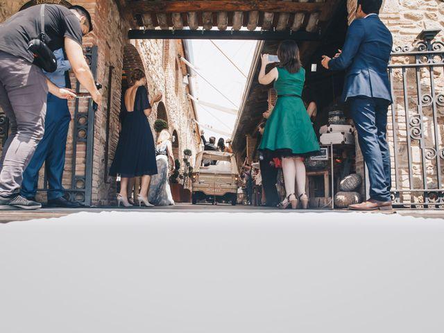 La boda de Kenan y Isabel en Sant Fost De Campsentelles, Barcelona 111