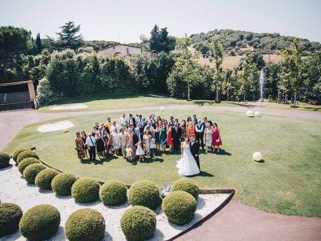 La boda de Kenan y Isabel en Sant Fost De Campsentelles, Barcelona 121