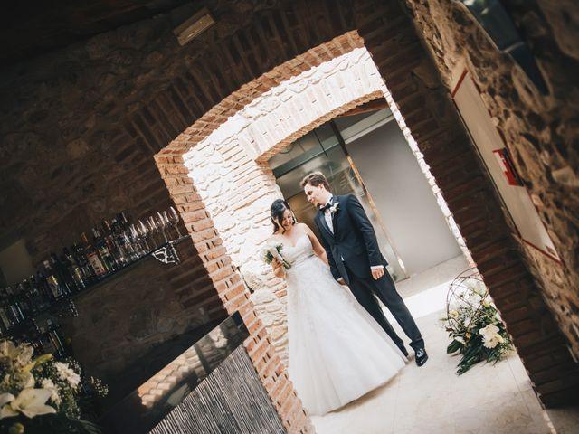 La boda de Kenan y Isabel en Sant Fost De Campsentelles, Barcelona 128