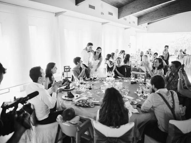 La boda de Kenan y Isabel en Sant Fost De Campsentelles, Barcelona 137