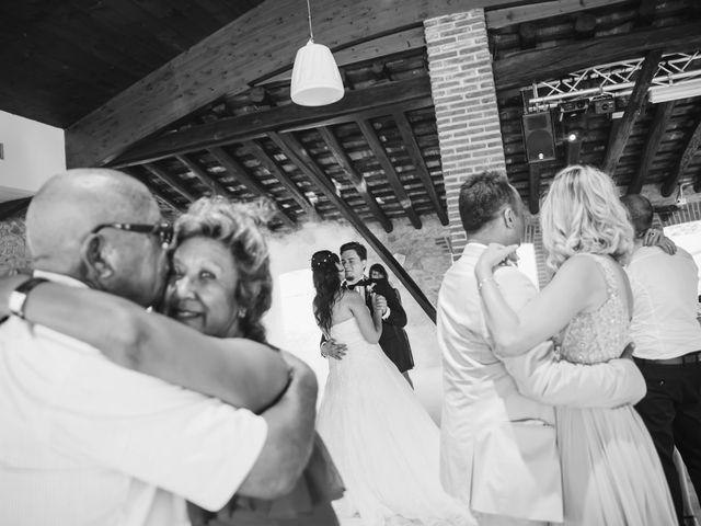 La boda de Kenan y Isabel en Sant Fost De Campsentelles, Barcelona 177
