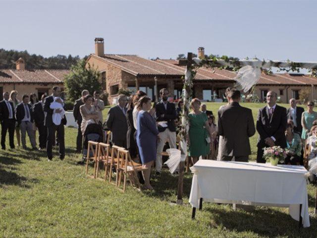 La boda de José María y Sofía en Peñasrrubias De Piron, Segovia 10