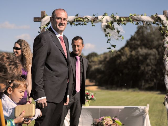 La boda de José María y Sofía en Peñasrrubias De Piron, Segovia 12