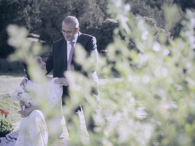 La boda de José María y Sofía en Peñasrrubias De Piron, Segovia 17
