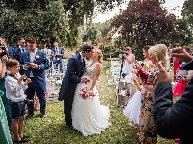 La boda de Alvaro y Lidia en Madrid, Madrid 10