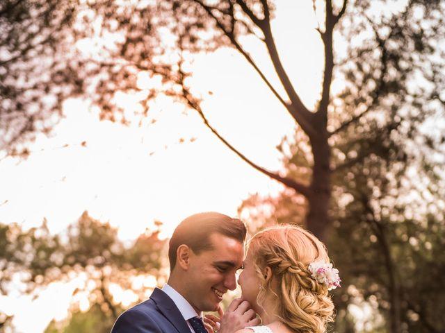 La boda de Alvaro y Lidia en Madrid, Madrid 12
