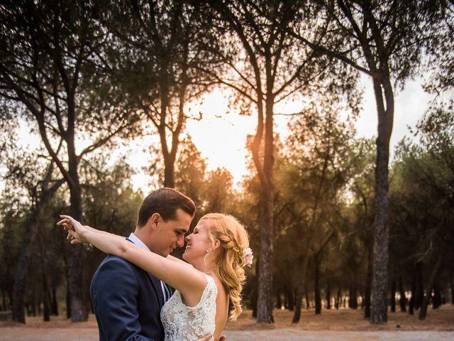 La boda de Alvaro y Lidia en Madrid, Madrid 13