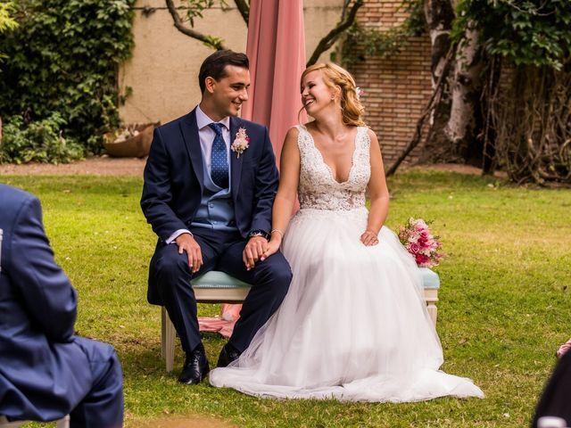 La boda de Alvaro y Lidia en Madrid, Madrid 28