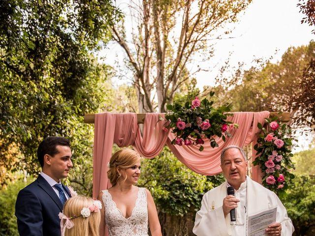La boda de Alvaro y Lidia en Madrid, Madrid 31