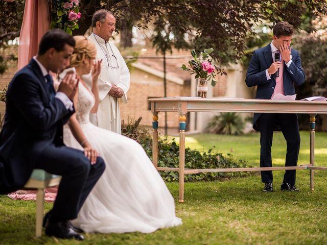 La boda de Alvaro y Lidia en Madrid, Madrid 35