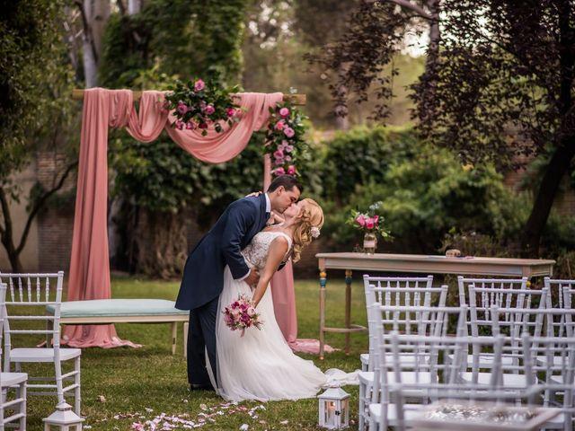 La boda de Alvaro y Lidia en Madrid, Madrid 39
